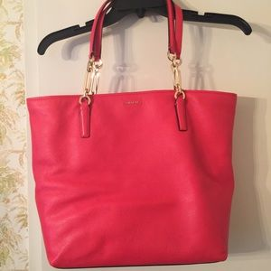 Coach shoulder tote bag